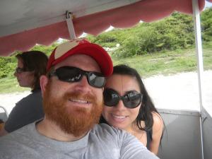 Scott and Stephanie