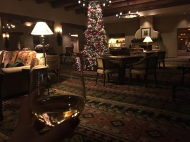 Tamaya Resort at Christmas time.